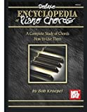 img - for Mel Bay Deluxe Encyclopedia of Piano Chords: A Complete Study of Chords and How to Use Them by Bob Kroepel (1993-06-01) book / textbook / text book