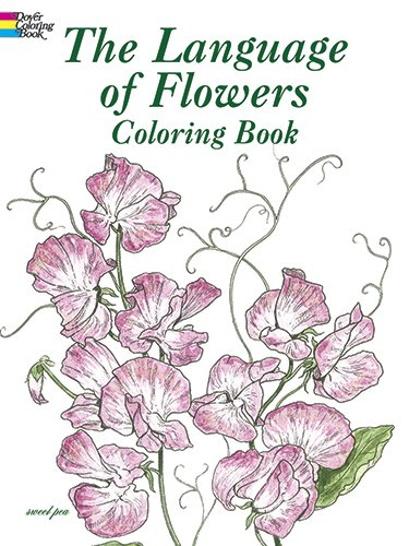 Pdf Online The Language Of Flowers Coloring Book Dover Nature Coloring Book By John Green Ebook Download Manoel Orrell