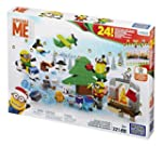 Mega Bloks Block Minion Movie Advent...