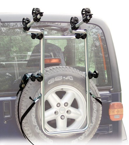 Etc Grand Tour 2 Bike Spare Tyre Fit Car Rack