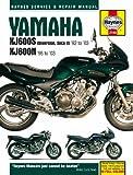 Haynes Manual for Yamaha XJ600S (Diversion, Seca II) & XJ600N Fours (92 - 03) Including an AA Microfibre Magic Mitt