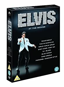 Elvis at the Movies [DVD]