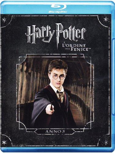 Harry potter e l'ordine della fenice(+Ebook) [Blu-ray] [IT Import]