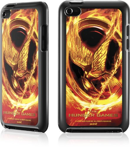 Skinit The Hunger Games Mockingjay for LeNu Case for Apple iPod Touch (4th Gen)