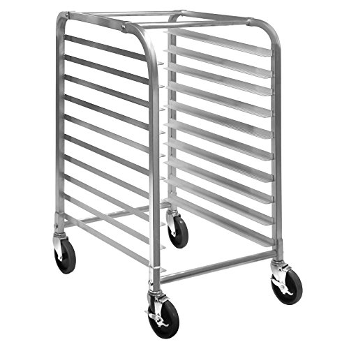 Gridmann Commercial Bun Pan Bakery Rack - 10 Sheet (Industrial Size Pan compare prices)