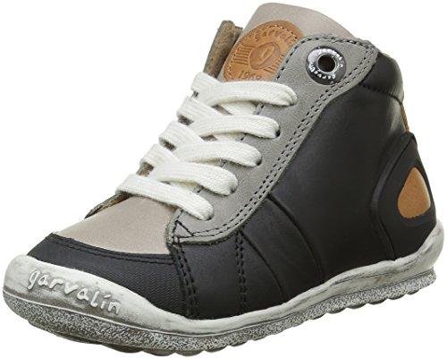 GarvalinBolton - Sneaker Bambino , Nero (Noir(A/Negro)), 29