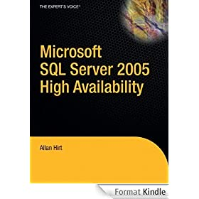 Pro SQL Server 2005 High Availability