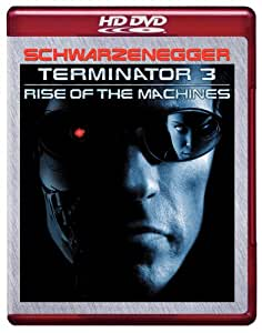 Terminator 3: Rise of the Machines [HD DVD] [Import USA]