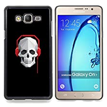 buy Skull Beat Headphones Designed Hard Plastic Protective Case King Case For Samsung Galaxy On7 G6000