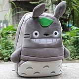 My Neighbor Totoro Plush Backpack Schoolbag