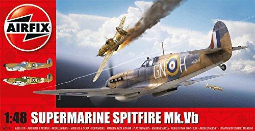 airfix-148-scale-supermarine-spitfire-mkvb-model-kit