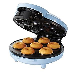 Sunbeam FPSBDMM921 Mini Donut Maker, Blue
