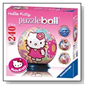 Hello Kitty 240 Piece Puzzleball