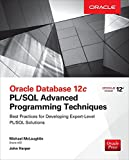 img - for Oracle Database 12c PL/SQL Advanced Programming Techniques book / textbook / text book