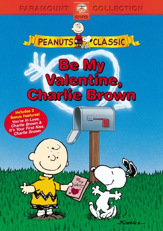 Be My Valentine Charlie Brown Dvd