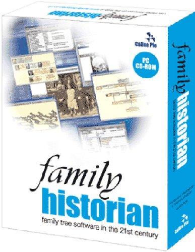 Family Historian 2.1