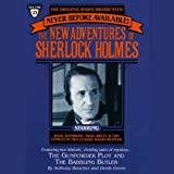 The Gunpowder Plot and The Babbling Butler: The New Adventures of Sherlock Holmes, Episode #23