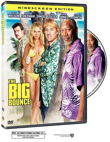 Cover art for  The Big Bounce (Widescreen Edition)