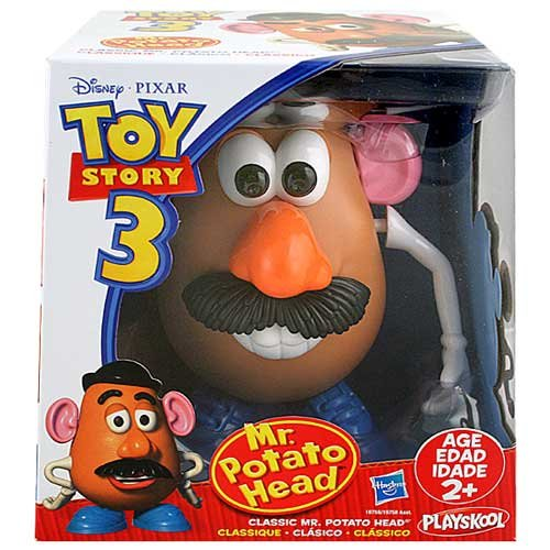 Toy Story 3 Mr or Mrs Potato Head (only one supplied)