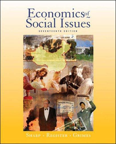 Economics of Social Issues PDF