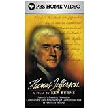 Thomas Jefferson: A Film by Ken Burns [VHS]