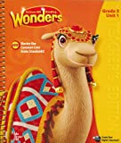 McGraw-Hill Reading: Wonders, Grade 3, Unit 1, Teachers Edition, Common Core