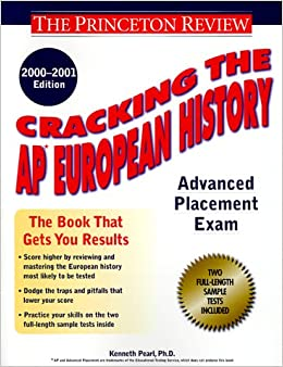 2001 ap european history dbq essays