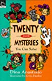 Twenty Mini Mysteries You Can Solve (Puzzle Books)