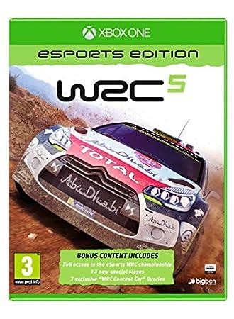 WRC 5 Esports Edition (Xbox One)
