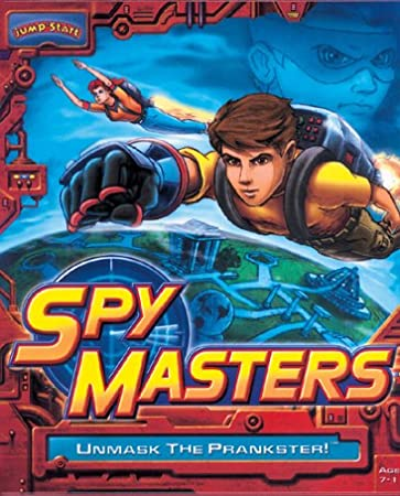 JumpStart Spy Masters: Unmask the Prankster