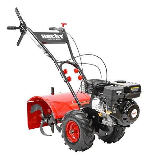Hecht-750-Benzin-Gartenfrse-Motorhacke-Kultivator-Bodenhacke-Bodenfrse-Frse
