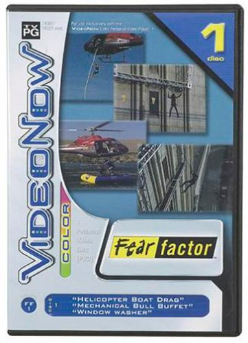 VideoNow Color Fear Factor Volume 1 (single disc)