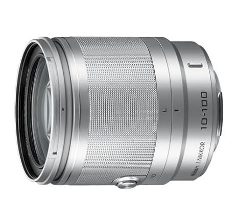 Nikon Objectif 10-100mm f/4-5.6 1 NIKKOR VR - Argent