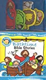 Bathtime Bible Stories: A Talk & Play Foam Book with Toy (Baby Blessings) (0784715025) by Davidson, Alice Joyce