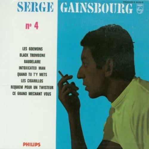 CD : Serge Gainsbourg - No 4 (CD)