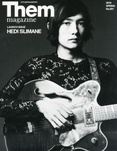 Them magazine 2014年 04月号 [雑誌]