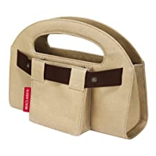 MACLAREN Mini Utility Tote Canvas Natural