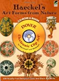Haeckel's Art Forms from Nature (Dover Electronic Clip Art)