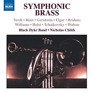 Symphonic Brass - Black Dyke Band by Naxos