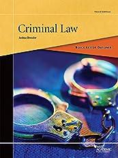 Black Letter Outline on Criminal Law