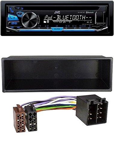 JVC-CD-MP3-USB-Bluetooth-Autoradio-fr-Mercedes-A-Klasse-M-Klasse-Vaneo-VW-Passat-Golf-Bora