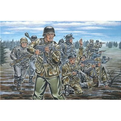 Revell - Maquette - Infanterie All 2 Gm Ard  - Echelle 1:72