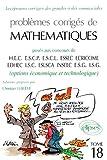 echange, troc Christian Leboeuf - Mathématiques HEC 1995, tome 18 : Option économique et technologique