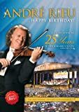 DVD - Andre Rieu: Happy Birthday! - A Celebration Of 25 Years Of The... [DVD]