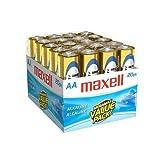 Maxell 20 pk Alkaline Batteries ~ Maxell