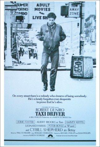 タクシードライバー [FF-5049] [ポスター]