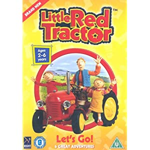 Little Red Tractor movie