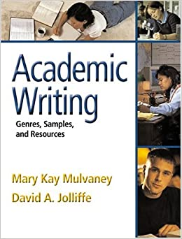 types of academic writing genres samples