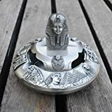 Creative Personality Ashtray Lid Egyptian Household Decoration (A)