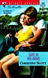 img - for Safe in His Arms (Try to Remember) (Silhouette Intimate Moments No. 1002) book / textbook / text book
